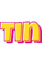 Tin kaboom logo