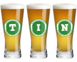 Tin lager logo