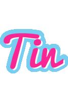 Tin popstar logo
