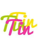 Tin sweets logo