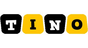 Tino boots logo