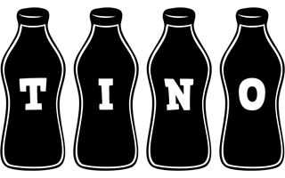 Tino bottle logo