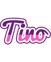 Tino cheerful logo
