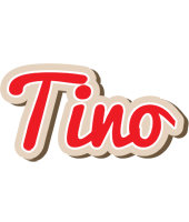 Tino chocolate logo