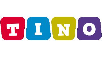 Tino daycare logo