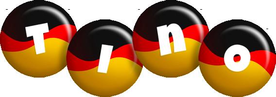 Tino german logo