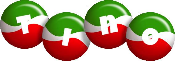 Tino italy logo
