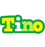 Tino soccer logo