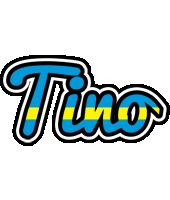 Tino sweden logo
