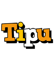 Tipu cartoon logo