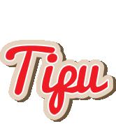 Tipu chocolate logo