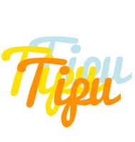 Tipu energy logo