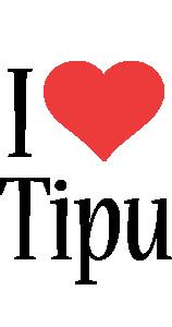 Tipu i-love logo