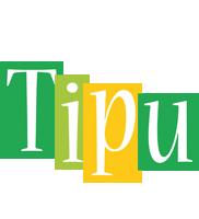 Tipu lemonade logo