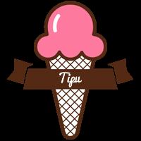 Tipu premium logo