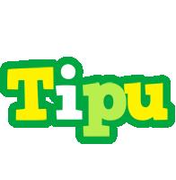 Tipu soccer logo