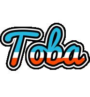 Toba america logo