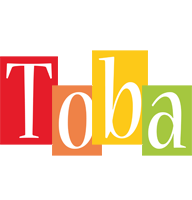 Toba colors logo