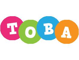 Toba friends logo
