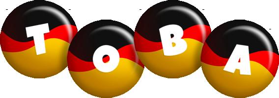 Toba german logo