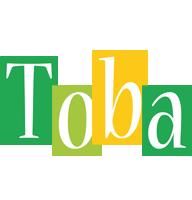 Toba lemonade logo
