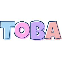 Toba pastel logo