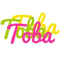 Toba sweets logo