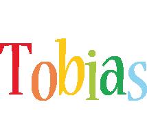 Tobias birthday logo