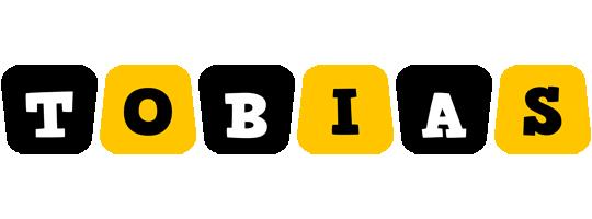 Tobias boots logo