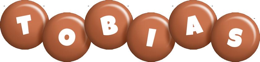 Tobias candy-brown logo