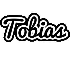 Tobias chess logo