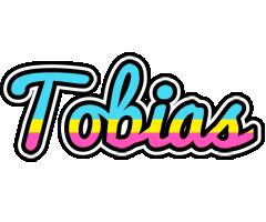 Tobias circus logo