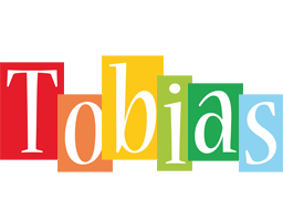 Tobias colors logo