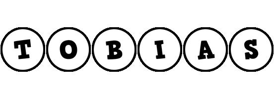 Tobias handy logo