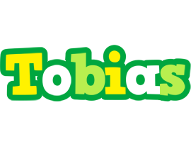 Tobias soccer logo