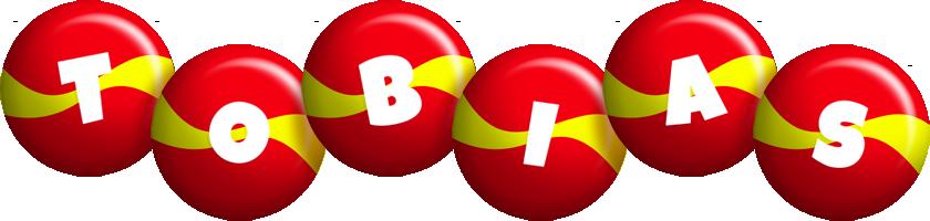 Tobias spain logo