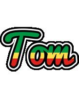 Tom african logo