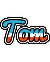 Tom america logo