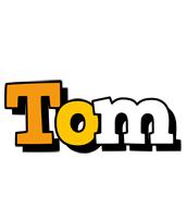 Tom cartoon logo