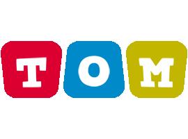Tom daycare logo