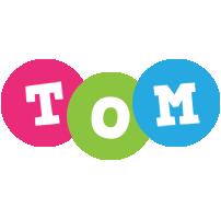 Tom friends logo