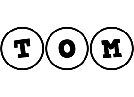Tom handy logo