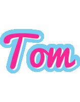 Tom popstar logo