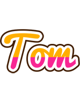 Tom smoothie logo