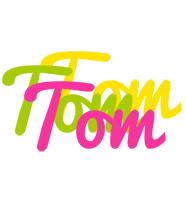 Tom sweets logo