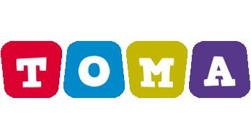Toma kiddo logo