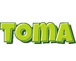 Toma summer logo