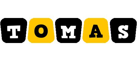 Tomas boots logo