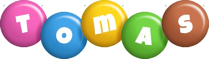 Tomas candy logo