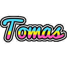 Tomas circus logo